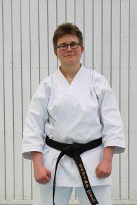 Dagmar Rieper (1. Dan -Karate seit 2010 - Dipl. Ingenieurin - geb.1971 - Übungsleiter C)