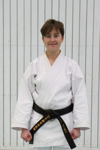 Sabrina Heesen (2. Dan - Karate seit 1995 - Rechtsanwaltsfachangestellte - geb. 1984)